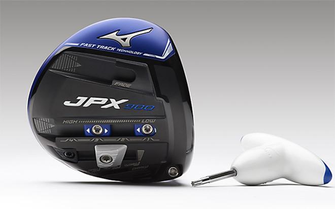 Driver Mizuno JPX 900