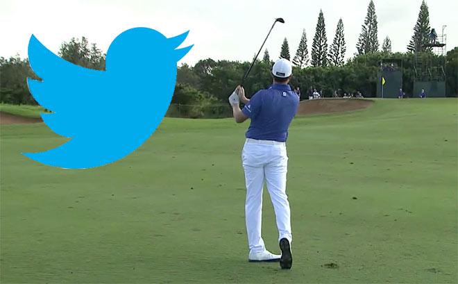 Twitter zeigt jetzt die PGA Tour live