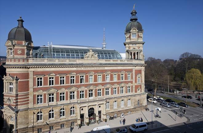 Das Golf Gesundheits Symposium findet im Lans Med Zentrum in Hamburg statt.
