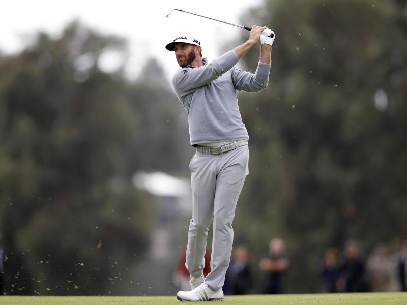 Golf Weltrangliste: Dustin Johnson neue Nr. 1
