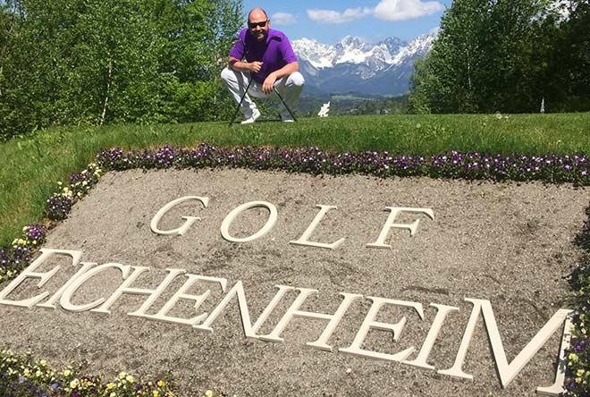Seit 2016 kümmert sich Dominik Kremper bereits um Golf Eichenheim