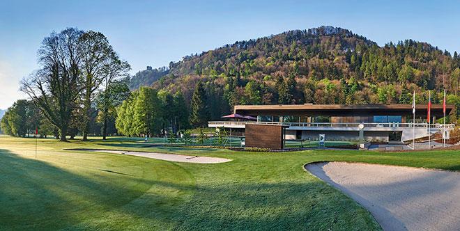 Neues Clubhaus für Grand Resort Bad Ragaz