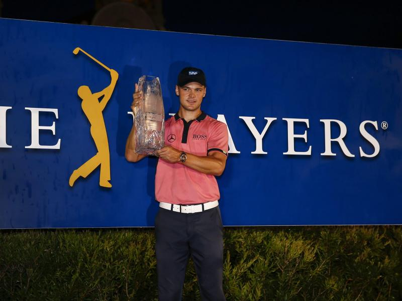 2014 gewann Martin Kaymer 'The Players Championship'! Fotocredit: dpa