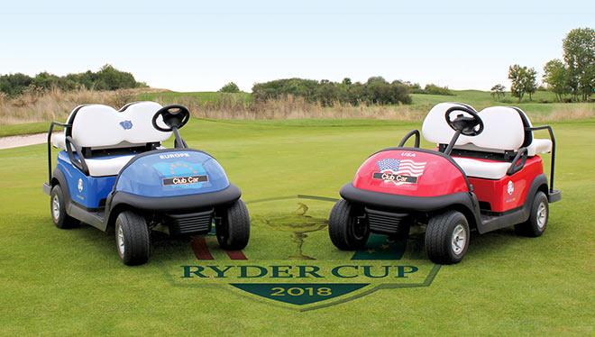 Bald ist der Ryder Cup in Frankreich und der 'Le Golf National' Golfcourse ein Reiseziel!
