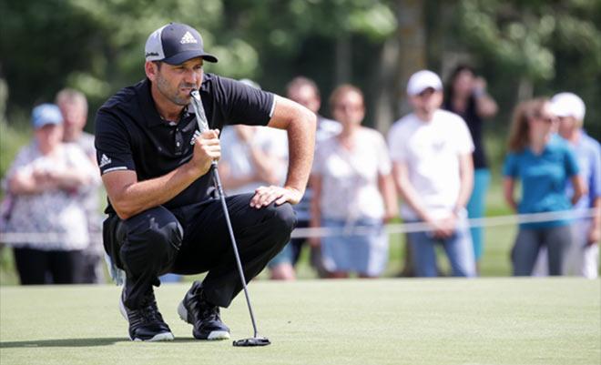 Holt sich Sergio Garcia seinen ersten Sieg der BMW International Open? Fotocredit: BMW Golfsport