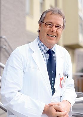 Amateurgolfer Dr. Peter Lechleitner