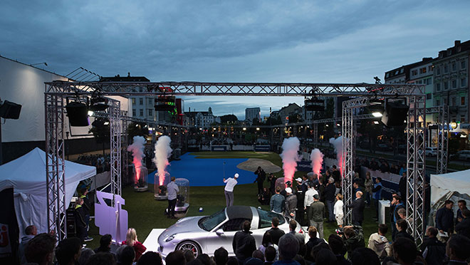 European Open Hamburg Sideevent. Fotocredit: Oliver Hardt, GettyImages für Porsche