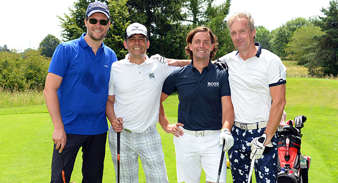 CEO Golfers Challenge Immobilien Flight