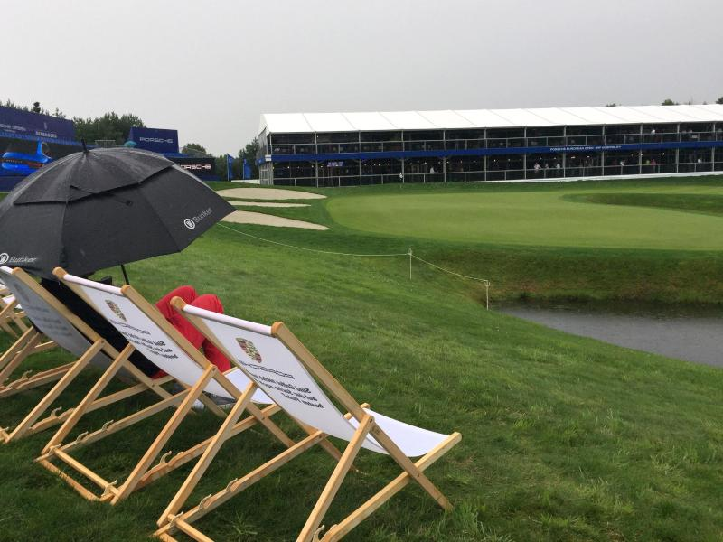 Porsche European Open Golfplatz Green Eagle