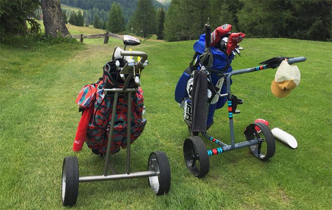 Golfausrüstung - Die Eisen