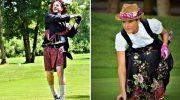 Golfclub Eichenried: Ein Golfturnier verlangt anderen Golf-Dresscode