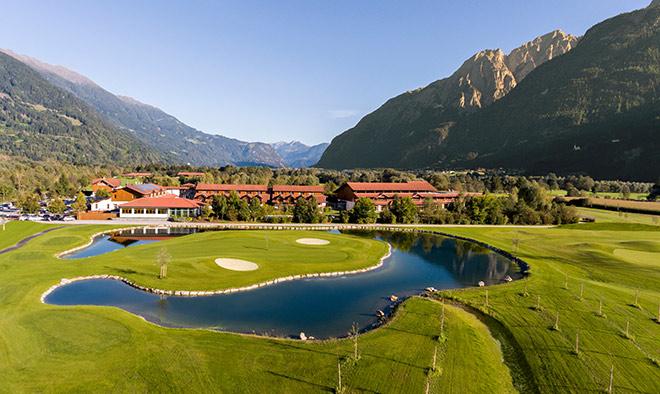 Das Dolomitengolf Resort ist eine Top-Adresse im Golfsport