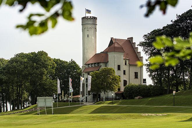 Golfplatz Schloss Ranzow auf Rügen