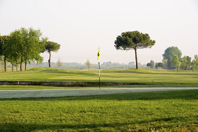 Die 27-Loch-Golfanlage ist die einzige ohne Ruhetag der Emilia Romagna. Foto: Matteo Zanardi