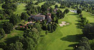 Blick auf das Clubhaus inmitten der wunderschönen Landschaft. Foto: Modena Country Club