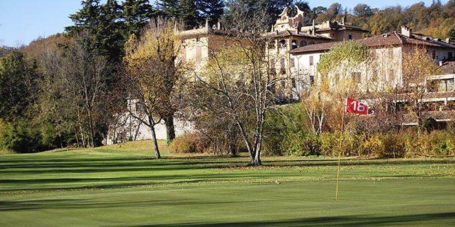 Der Croara Golf Club liegt nur wenige Kilometer von der nordöstlichen Region Emilia entfernt in einem Hügelgebiet. Foto: Croara Golf Club