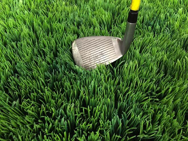 Der Lie ist beim Golf oft für Flugkurven verantwortlich.