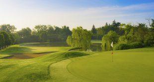 Der Golfclub La Rocca cirka 20 Kilometer südlich von Parma. Foto: Golfclub La Rocca
