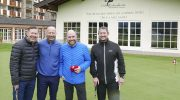 Golf Eichenheim: Englands Fußball-Hero testet One-Million-Dollar-Golfevent