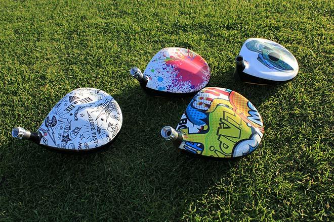 Die 'HEADiD' gibt es in vielen verschiedenen Mustern und Farben. Foto: DRIVERiD