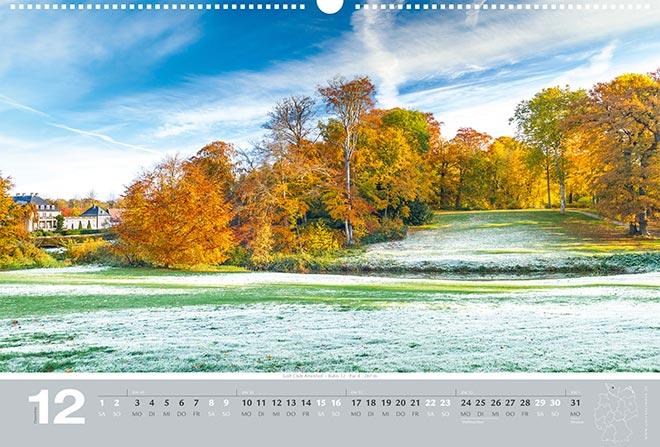 Ein Golfkalender gehört zu den traditionellen golfgeschenke