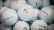 Titleist Golfbälle: Individuelle gratis Personalisierung