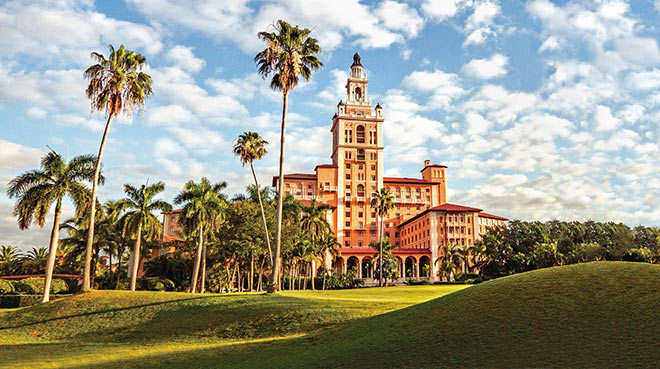 Eine Hotel-Ikone startet in eine neue Golf-Ära. The Biltmore Miami