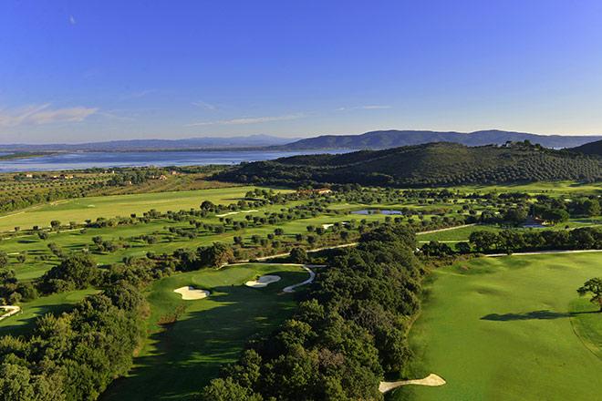 Golfen mit Meerblick: Argentario Golf Resort & Spa jetzt mit exklusiven Immobilien Toskana