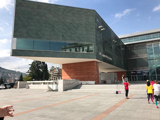 Kulturzentrum von Lugano