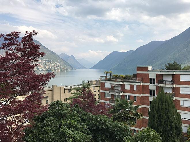 Unglaublich schön anzuschauen: Lago Maggiore