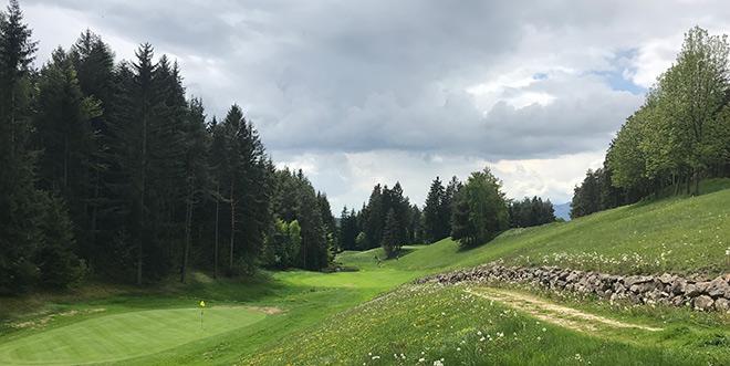 Golfclub Petersberg Loch Nr. 14