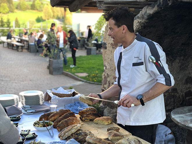 Die unverwechselbare Natur-Genießerküche von Markus Thurner, welcher seit 2010 im Hotel Pfösl aufkocht, hat Best-Bewertungen bei Tripadvisor & Co.