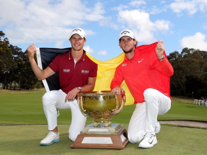World Cup of Golf @ Kingston Heath Golf Club | Cheltenham | Victoria | Australien