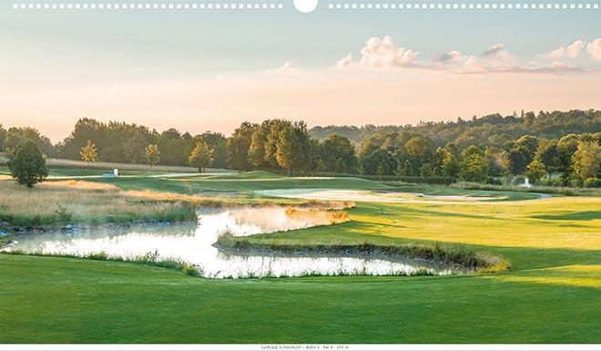 Südlich ca. 30 km von Stuttgart liegt der Parkland- Course Schönbuch, welcher zu den Leading Golf Courses of Germany zählt.