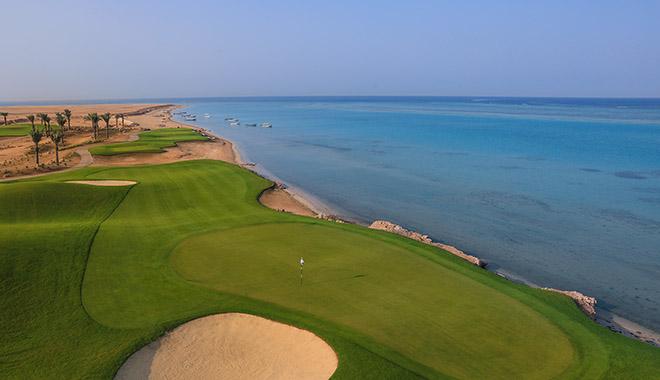 Saudi Arabien Golf