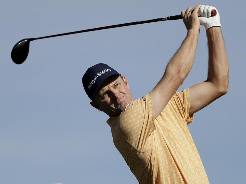 Justin Rose gewinnt Farmers Insurance Open