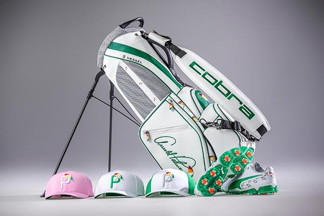Arnold Palmer Signature Golfbag. Fotocredit: Justin Kosman, API
