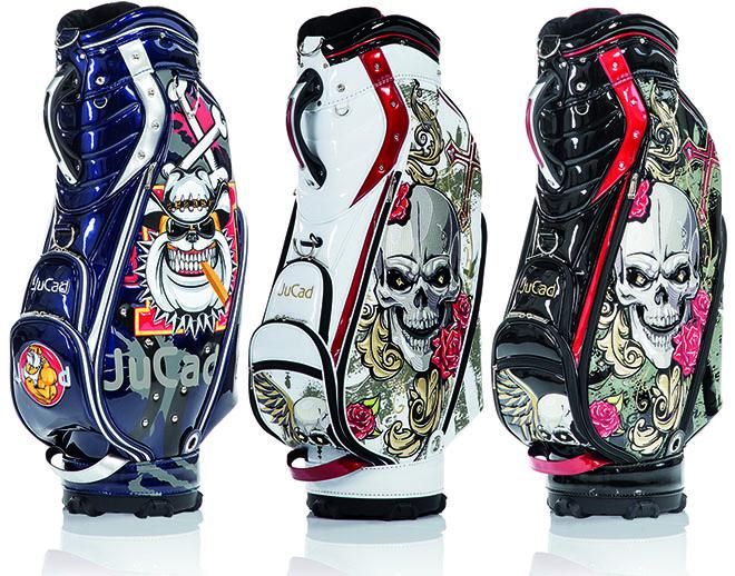 Zu dieser limitierten Luxury Golfbag Kollektion sollen sich bald Horoskop-Designs mit den Sternzeichen gesellen.