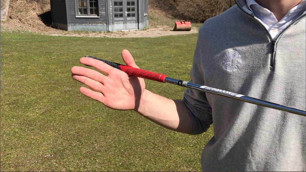 Golfsport Aufwärmübungen