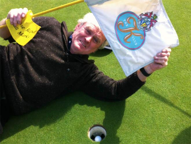 Golfreisen mit Sepp Maier nach Irland