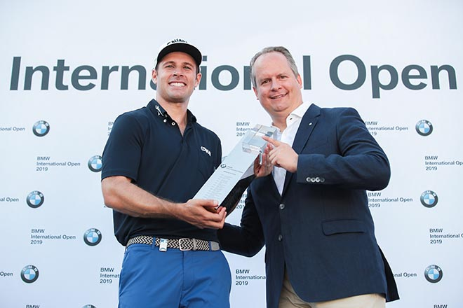 Gewinner der BMW International Open 2019