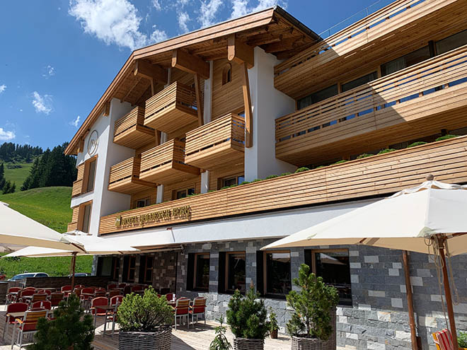 Hotel 'Goldener Berg'