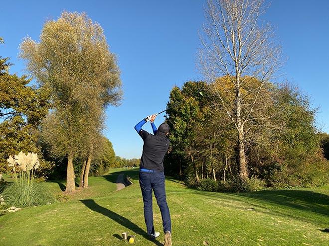 Golftraining