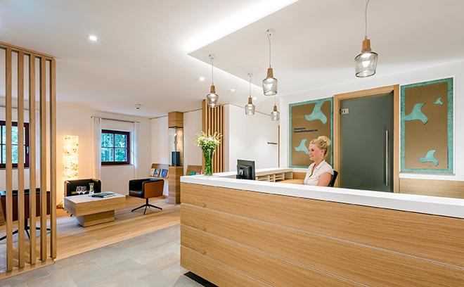 Praxis Dr. Andreas Färber im Klosterhof Premium Hotel & Health Resort