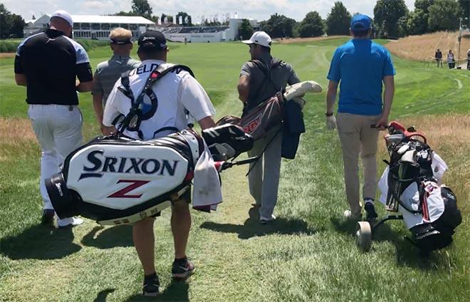 Eine Golftasche ist nicht nur eine Tasche für die Schläger.