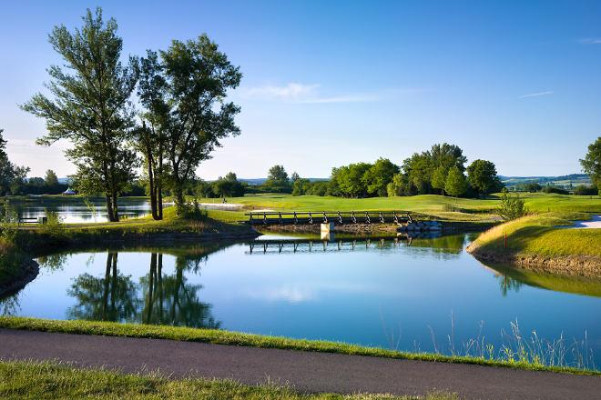 Das Golf- und Freizeitresort Diamond Country Club in Atzenbrugg bei Wien ist die einzige European Tour Destination Österreichs! Fotocredit: Michael Rezepa