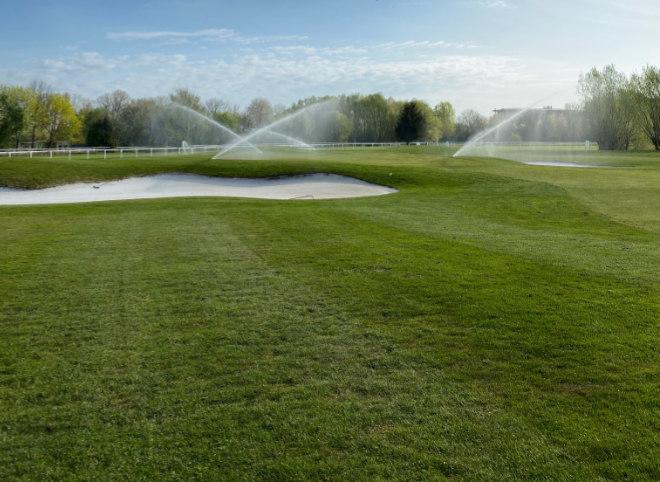 In München ist die Golfanlage Riem besonders beliebt bei Anfängern!