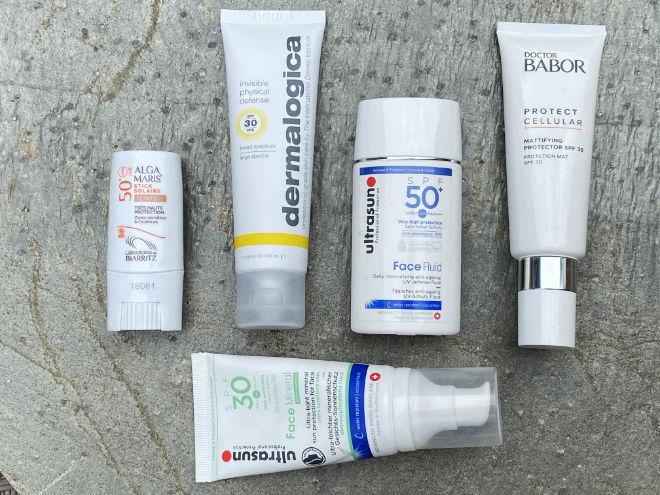 Unsere Auswahl zum Schutz für die Haut!