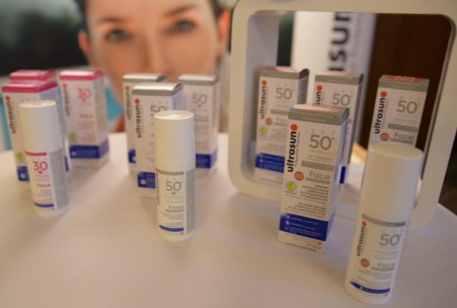 Die Range an Sonnenschutzprodukten ist nicht umsonst sehr groß vom Schweizer Bio-Beauty-Unternehmen ultrasun. Fotocredit: beautypress.de