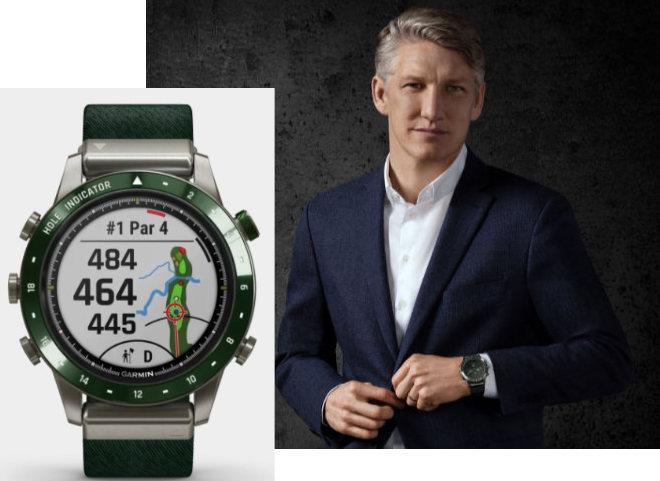 Ab Ende Juni kann man den Marq Golfer Uhr-Hybriden kaufen. Kostenpunkt/ UVP: 1.850 €